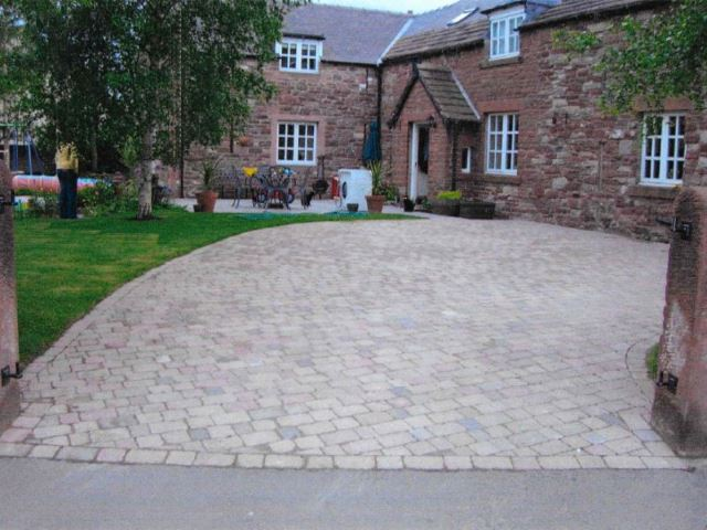 Residential Groundworks Contractor in Cumbria
